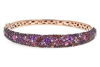 A218-02789: BANGLE 6.60 SEMI-PREC 6.85 TGW