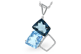 D216-24579: NECK 10.60 BLUE TOPAZ 10.73 TGW